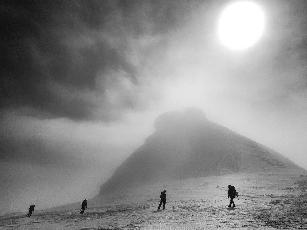Dreamy Snæfellsjökull glacier hike