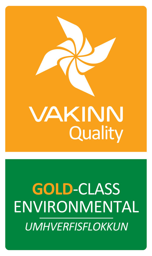 Vakinn gold class environmental
