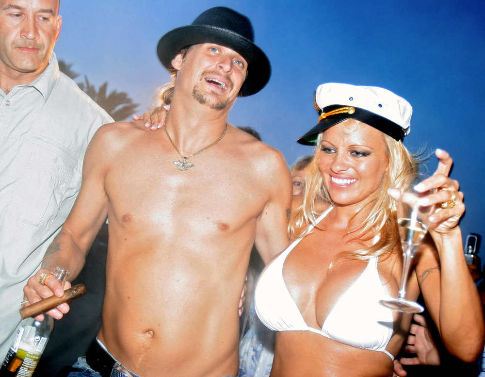 Kid Rock & Pam Anderson: 122 Days