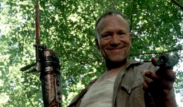 Hey Merle, hope you're not pissed about the whole roof scenario anymore...