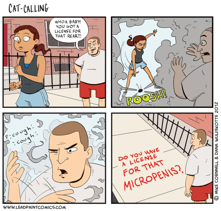 Credit to Lead Paint Comics