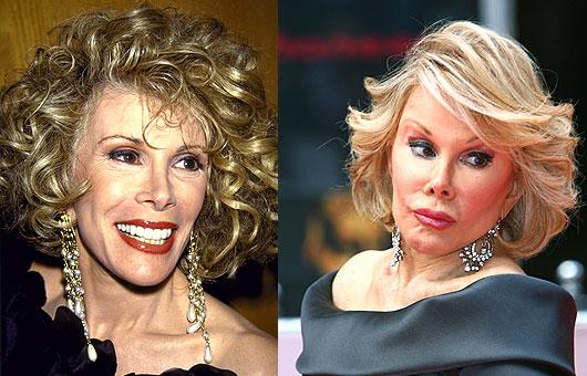 Lookin' natural, Joan!