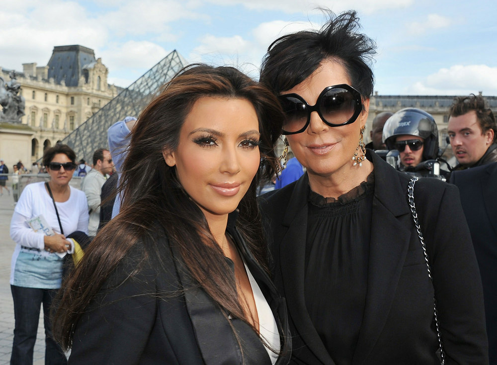 Pimp Mama Kris Jenner can't have her cash cow quitting now!
