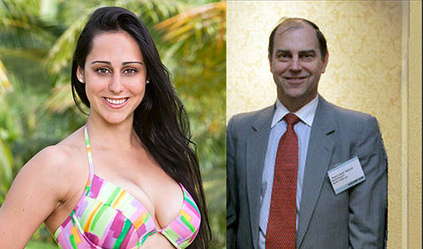 """RC Saint Amour and her father Craig are two of the rumored contestants on next season's """"Survivor."""""""