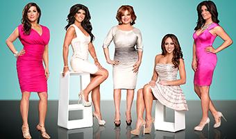 "Jacqueline, Teresa, Caroline, Melissa and Kathy have all returned for the fifth season of ""RHONJ."""