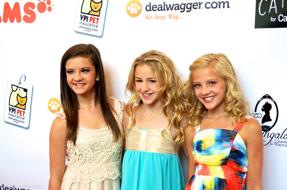 """Dance Moms"" would not be the same without Brooke, Paige and Kelly."