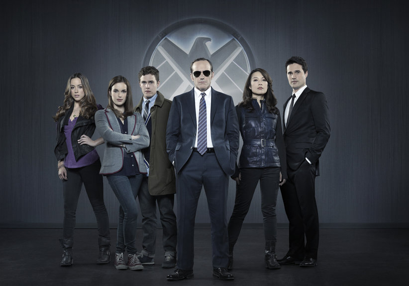 """""""Agents of S.H.I.E.L.D."""" premieres September 24th at 8pm on ABC."""
