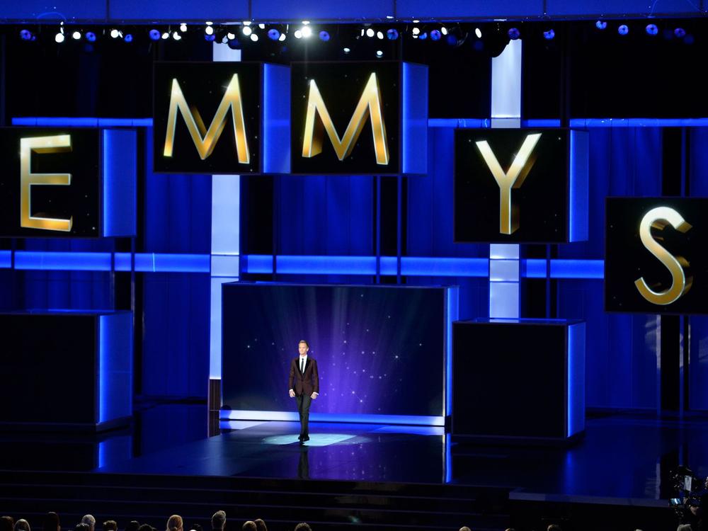 The Emmy night