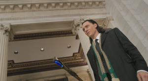 The Avengers filming in Cuyahoga County Courthouse