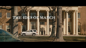 Ides of March filmed at Miami University Farmer School of Business