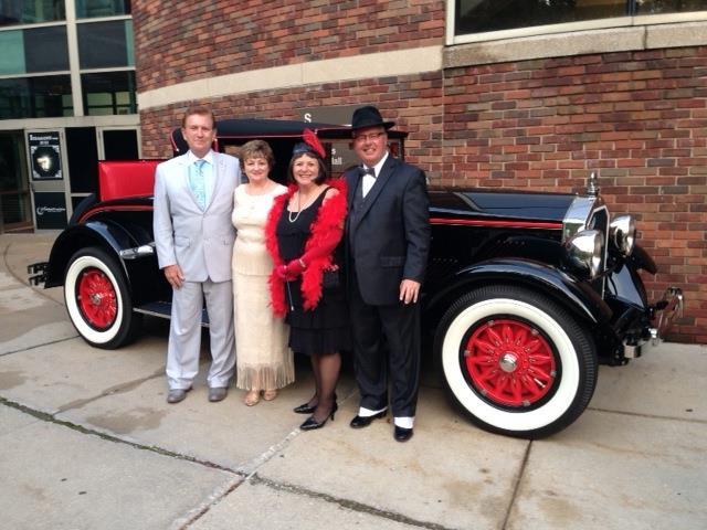 Terry & Pam Kilbourne, Catherine & Jeff Engram