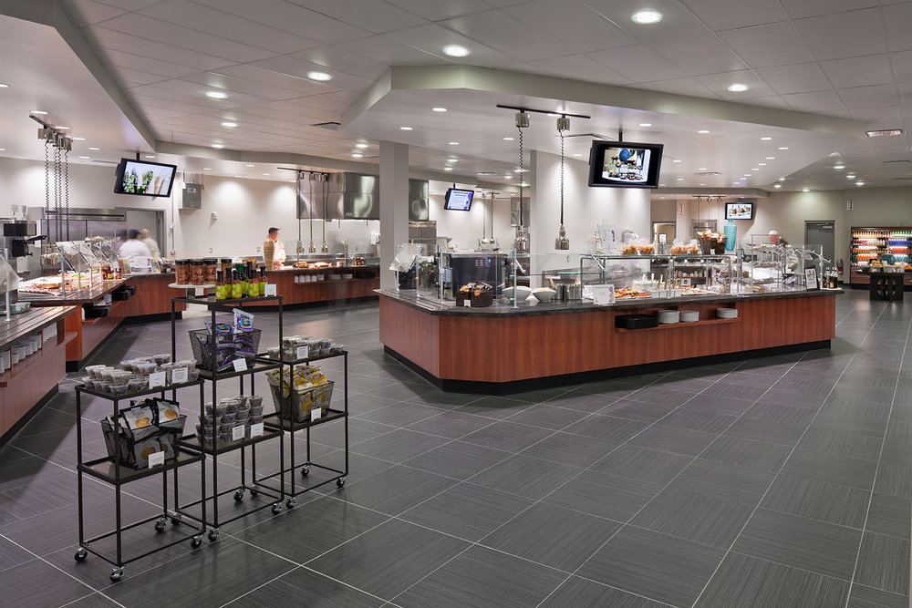 SPIRE Institute | FUEL Cafeteria - Geneva, Ohio