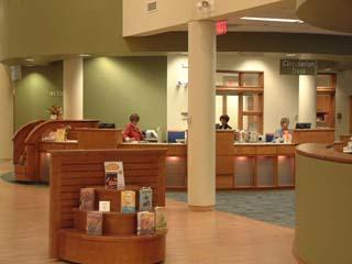Huron-Library