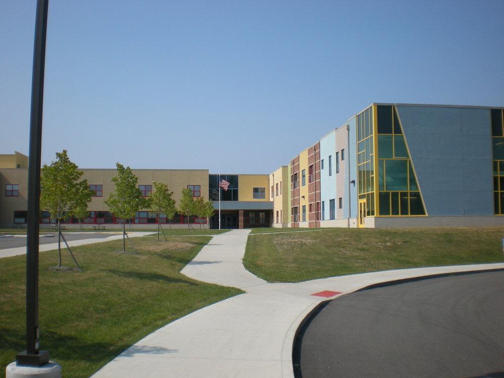 Zane Grey Elementary School