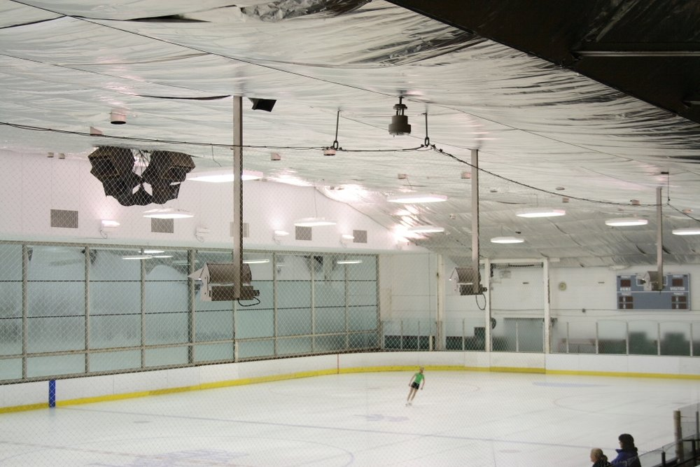 Winterhurst Ice Rink - Lakewood, Ohio