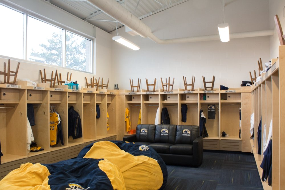 Kent State University Field House Locker Room Expansion - Kent, Ohio