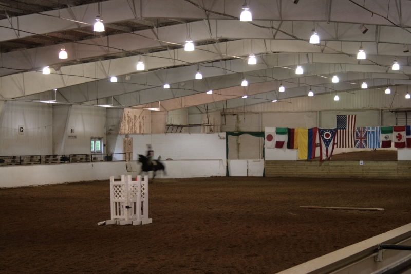 Lake Erie College Equestrian Center - Concord, Ohio