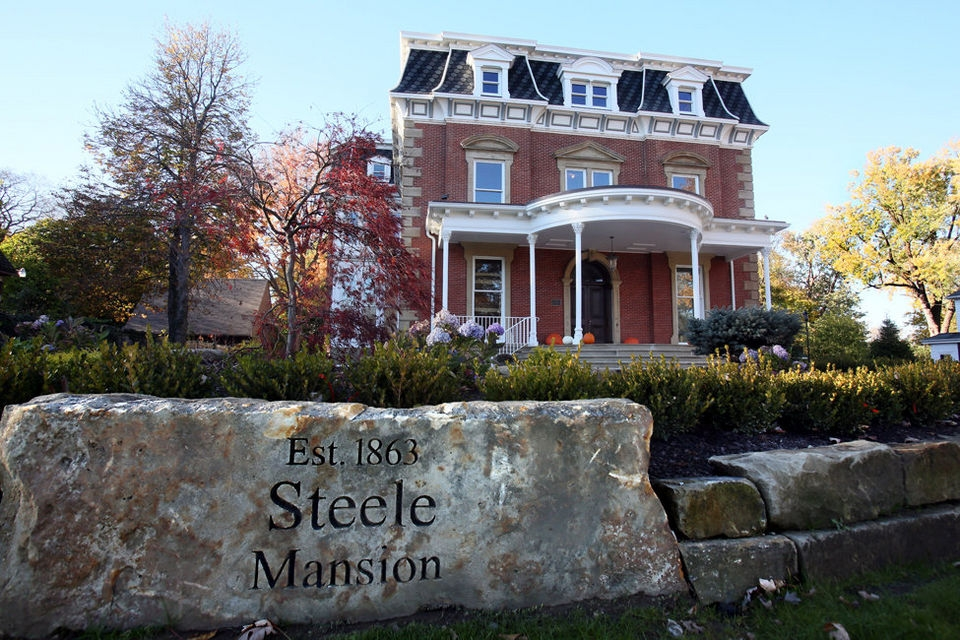 Steele Mansion - Painesville, Ohio