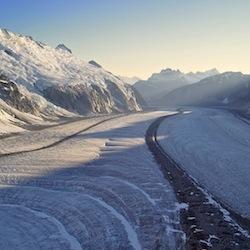 Gilkey Glacier. Photo: B. Partan
