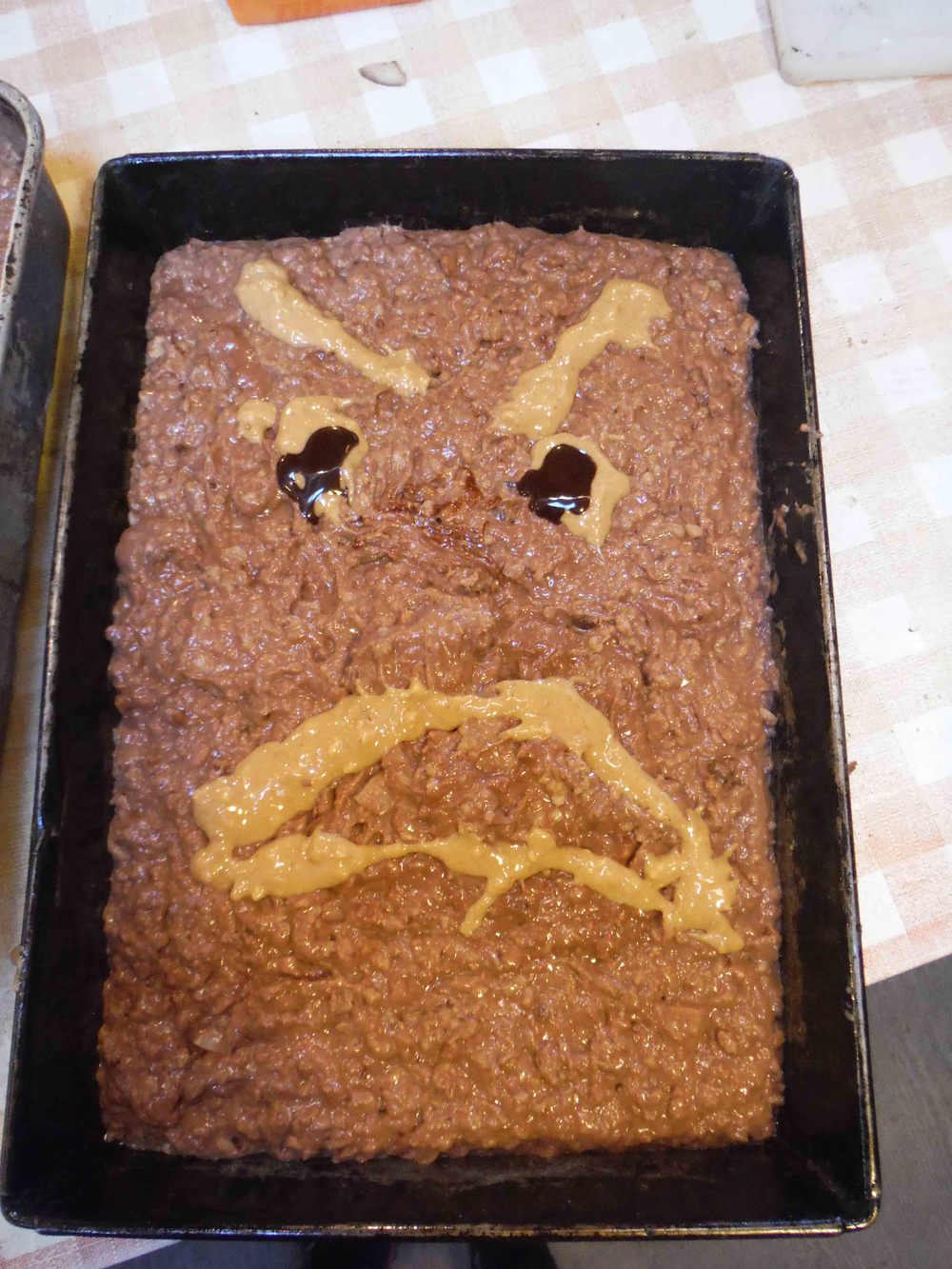 Angry brownies taste awesome.  Photo by Sarah Bouckoms
