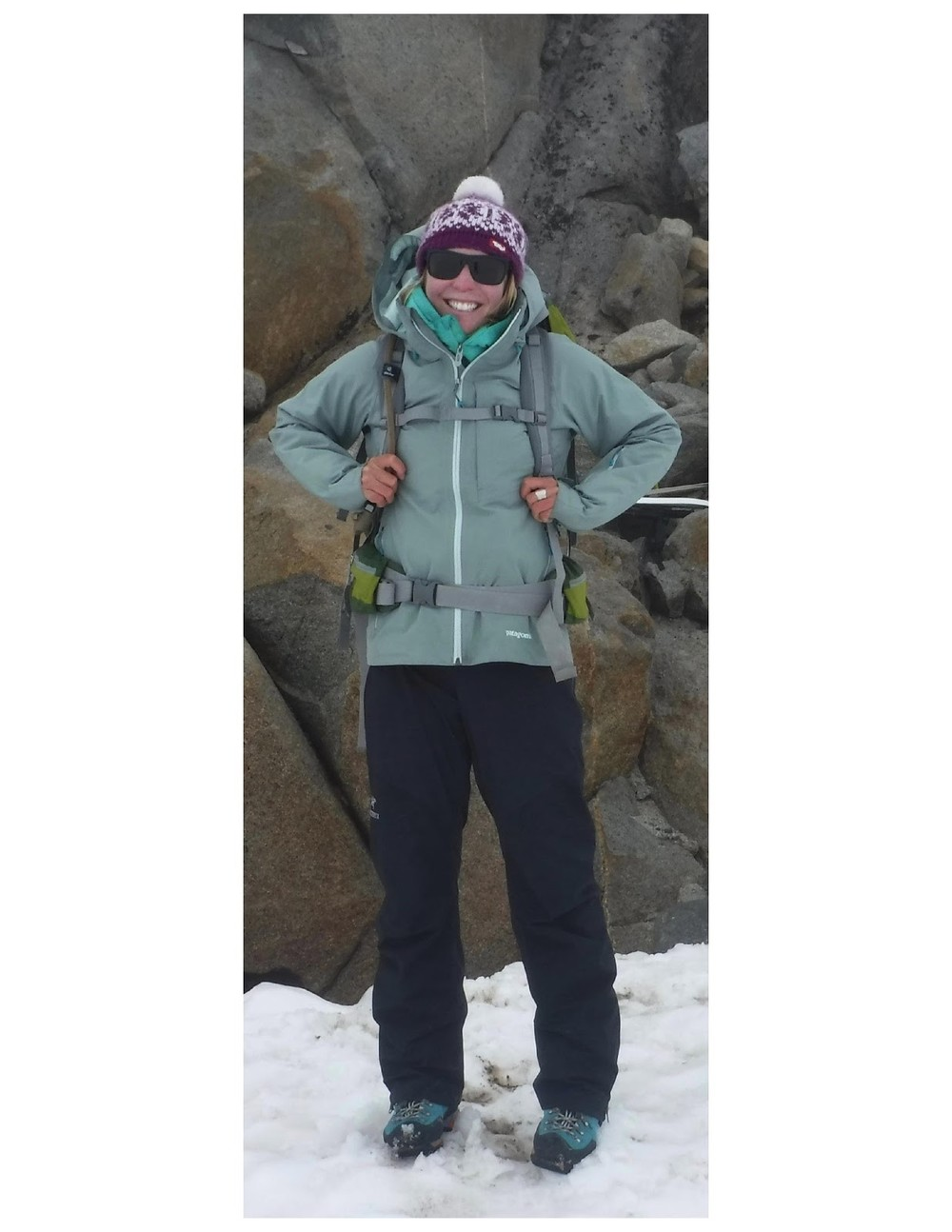 LARA HUGHES-ALLEN - Field Staff & GPS Survey Lead