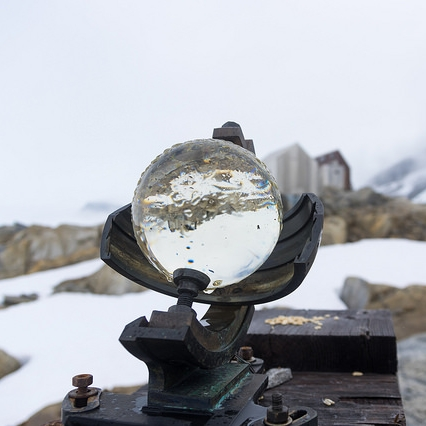 Pyroheliometer. PC: Daniel Otto.