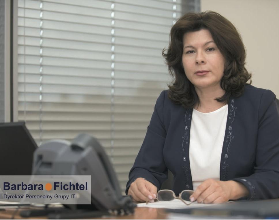 Barbara Fichtel, Dyrektor Personalny, Grupa ITI