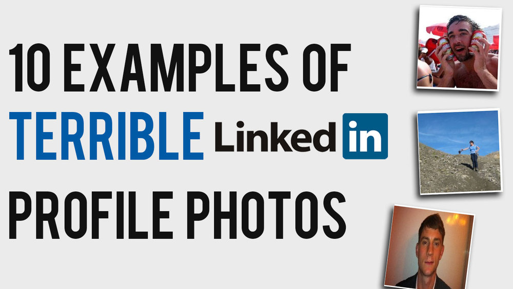 10 examples of terrible linkedin profile photos bad linkedin