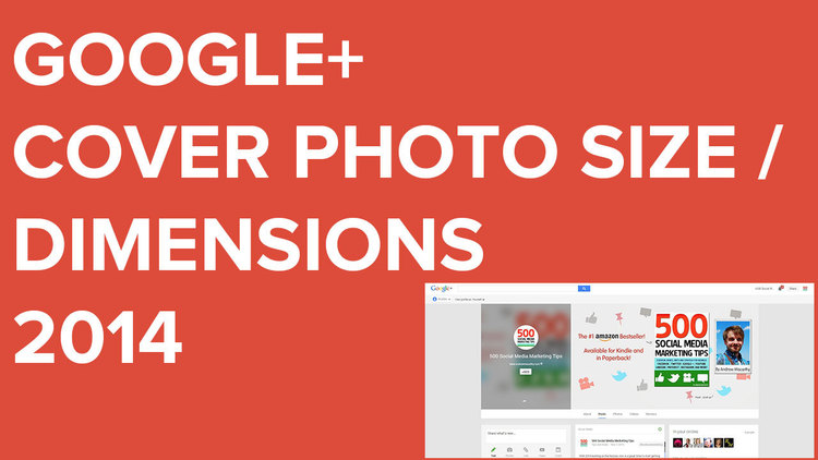 google plus cover photo dimensions size 2014 and template social