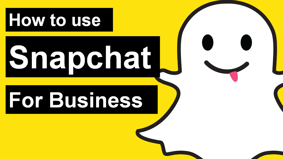 Image result for Snapchat for business