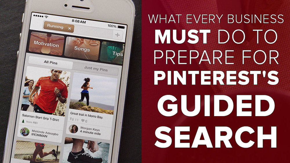 What Every Business MUST Do to Prepare for Pinterest's Guided Search