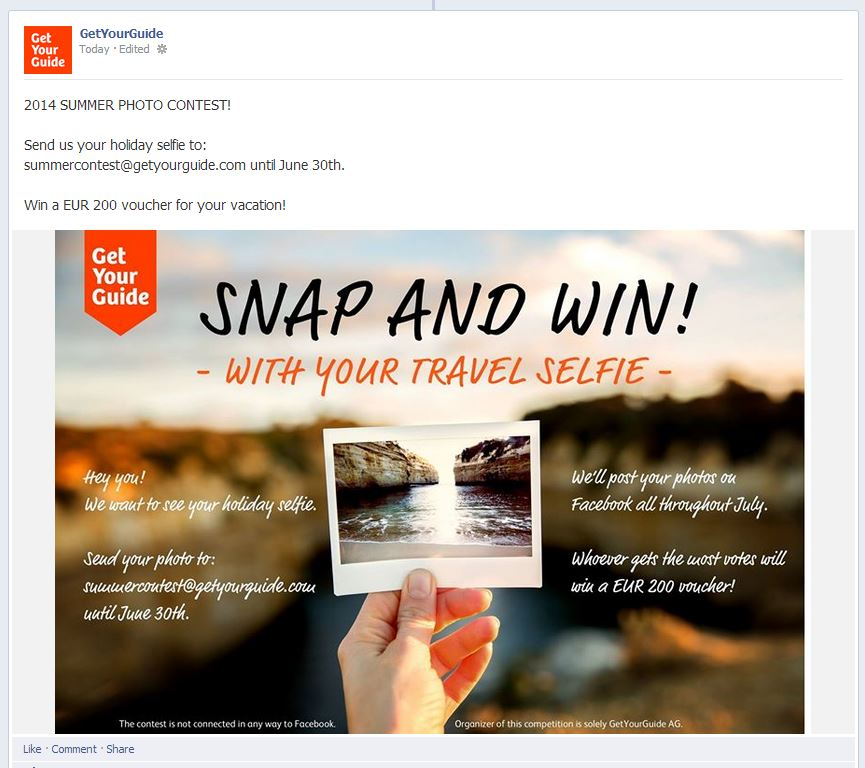 social media giveaway ideas 5 inventive selfie contest ideas for social media 7871