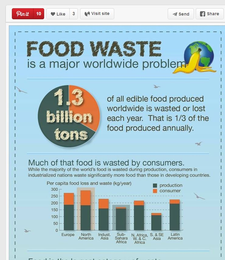 http://bit.ly/foodwasteinfographic  (click link to view in full)