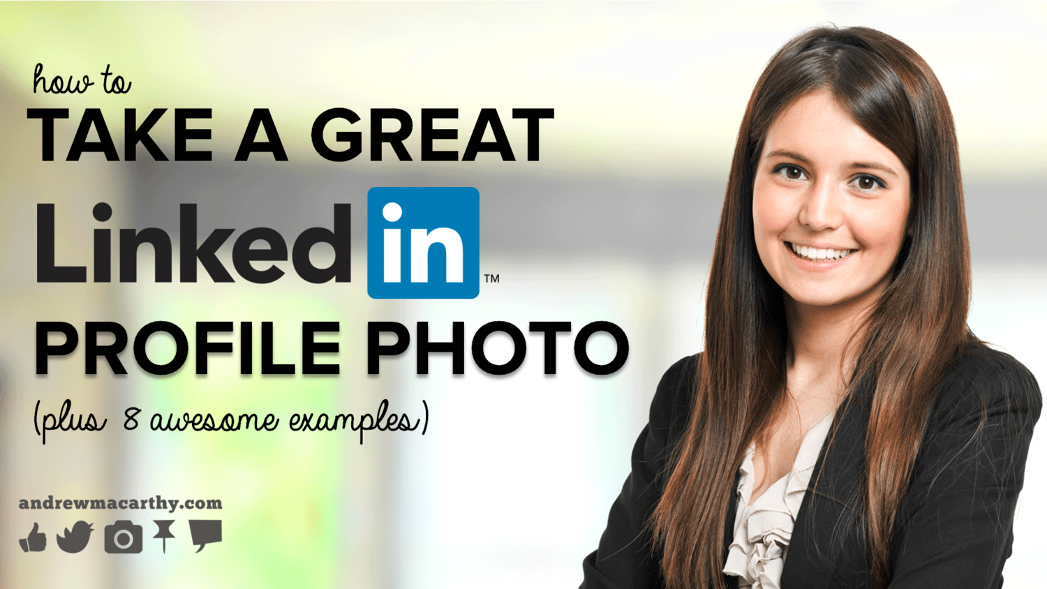 Linkedin Profile Photo Tips 8 Examples Of Best Linkedin