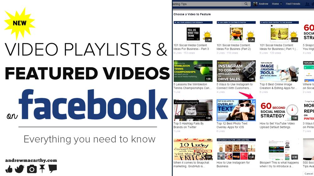 how to make a vimeo playlist