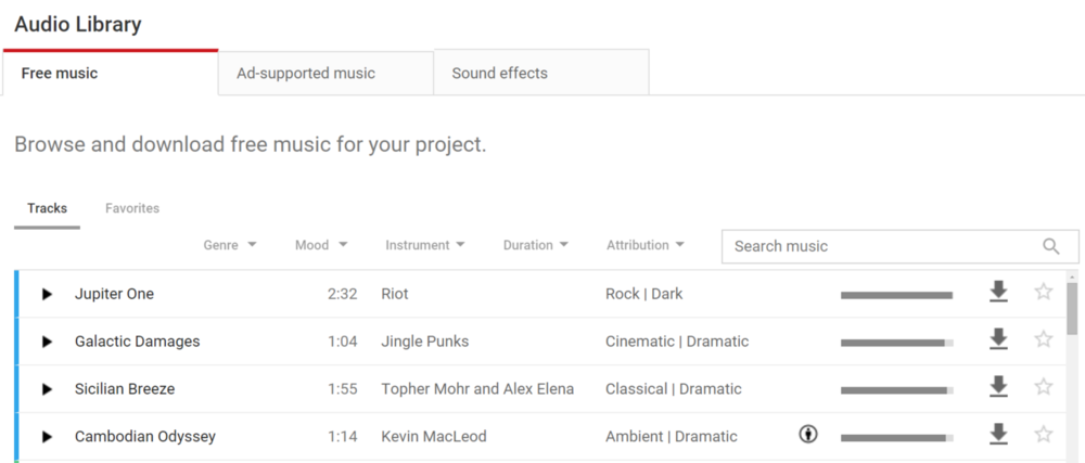 best sites to download music from youtube
