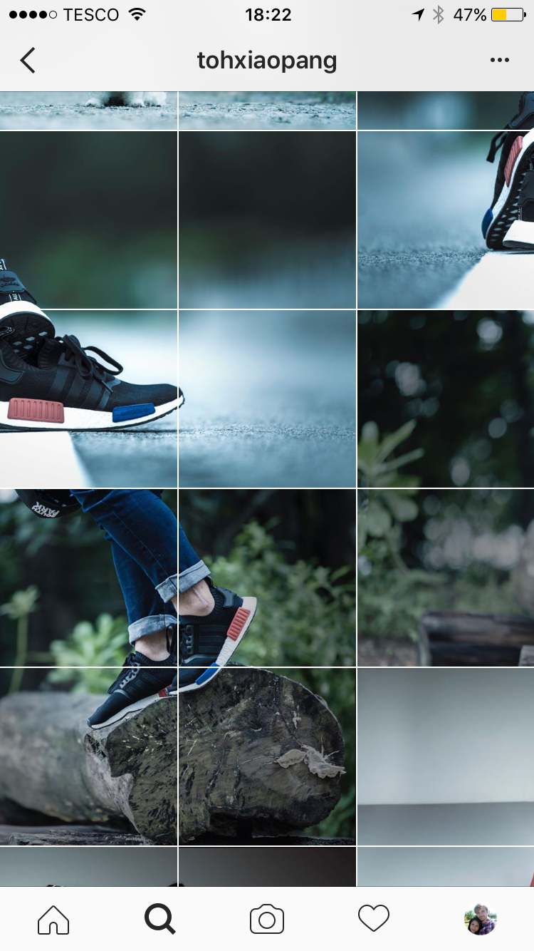 How To Make A Stunning Seamless Instagram Photo Feed Free Templates