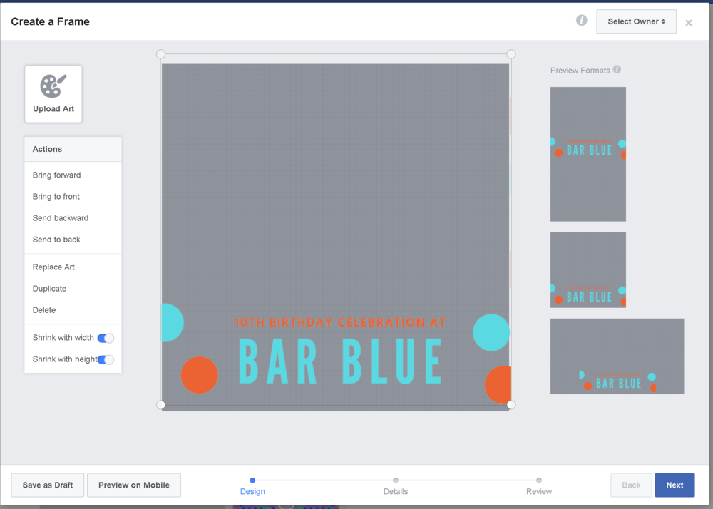 how to delete post on facebook event page