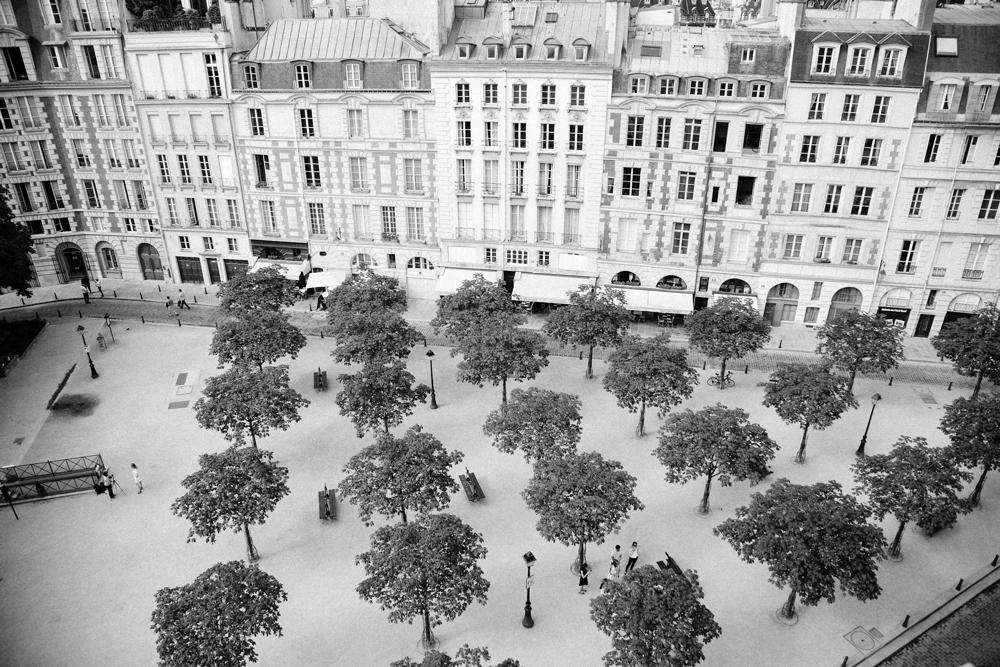 ELECTRIC AIR - Un penthouse avec terrasses et une vue sur tout Paris au centre de la capitale.
