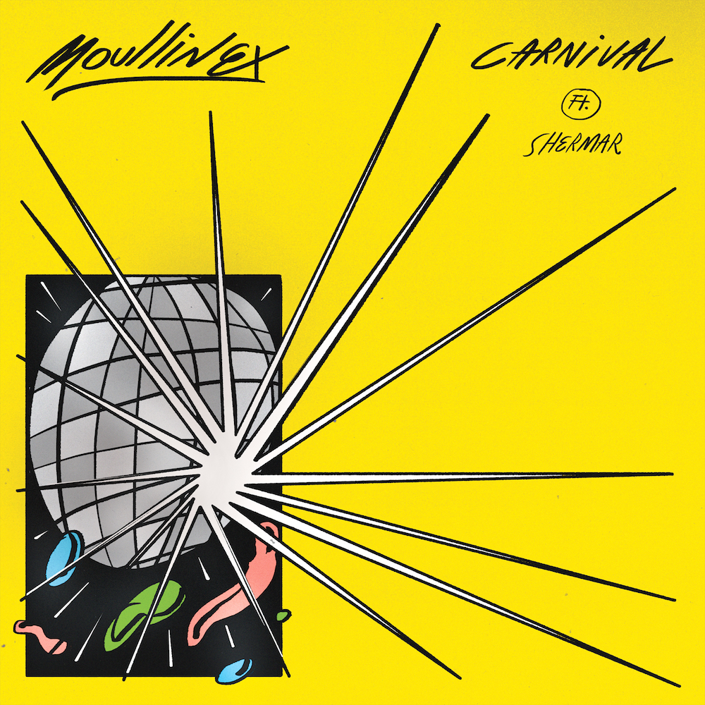 Moullinex - Carnival feat. Shermar
