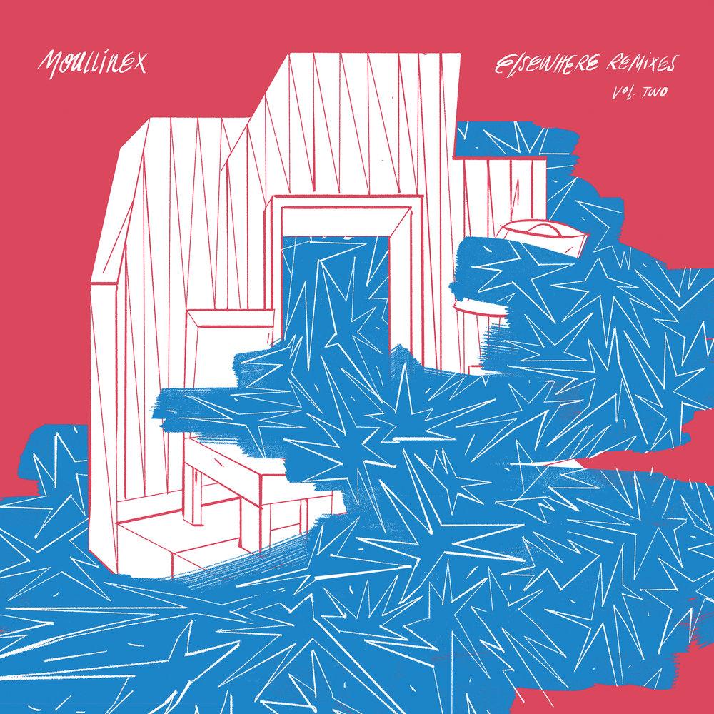DT062: Moullinex - Elsewhere Remixes Pt. 2