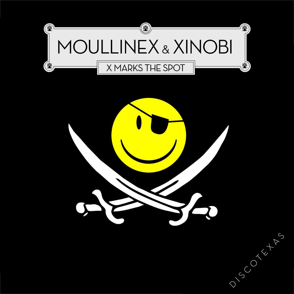 DT666 - Moullinex & Xinobi - X Marks The Spot