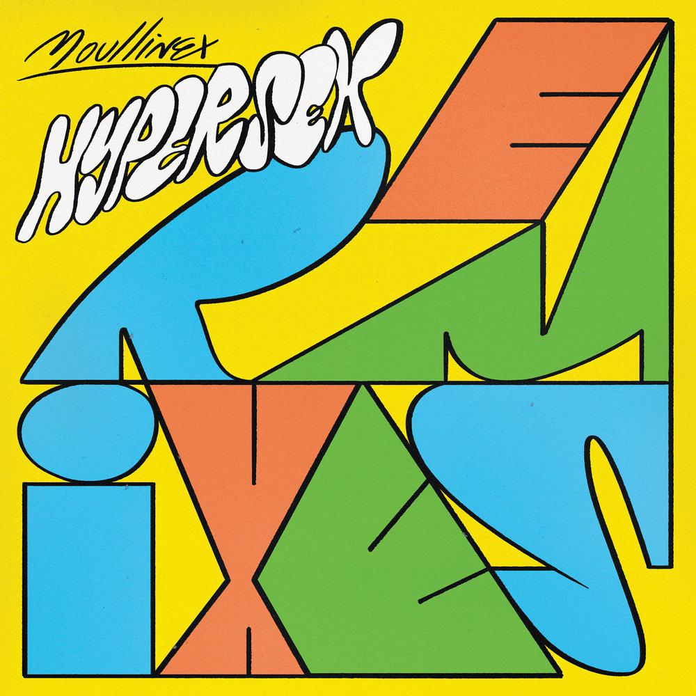 DT090: Moullinex - Hypersex Remixes