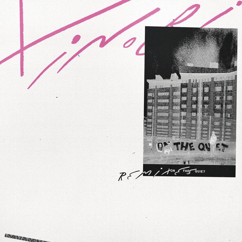 DT086: Xinobi - On The Quiet Remixes