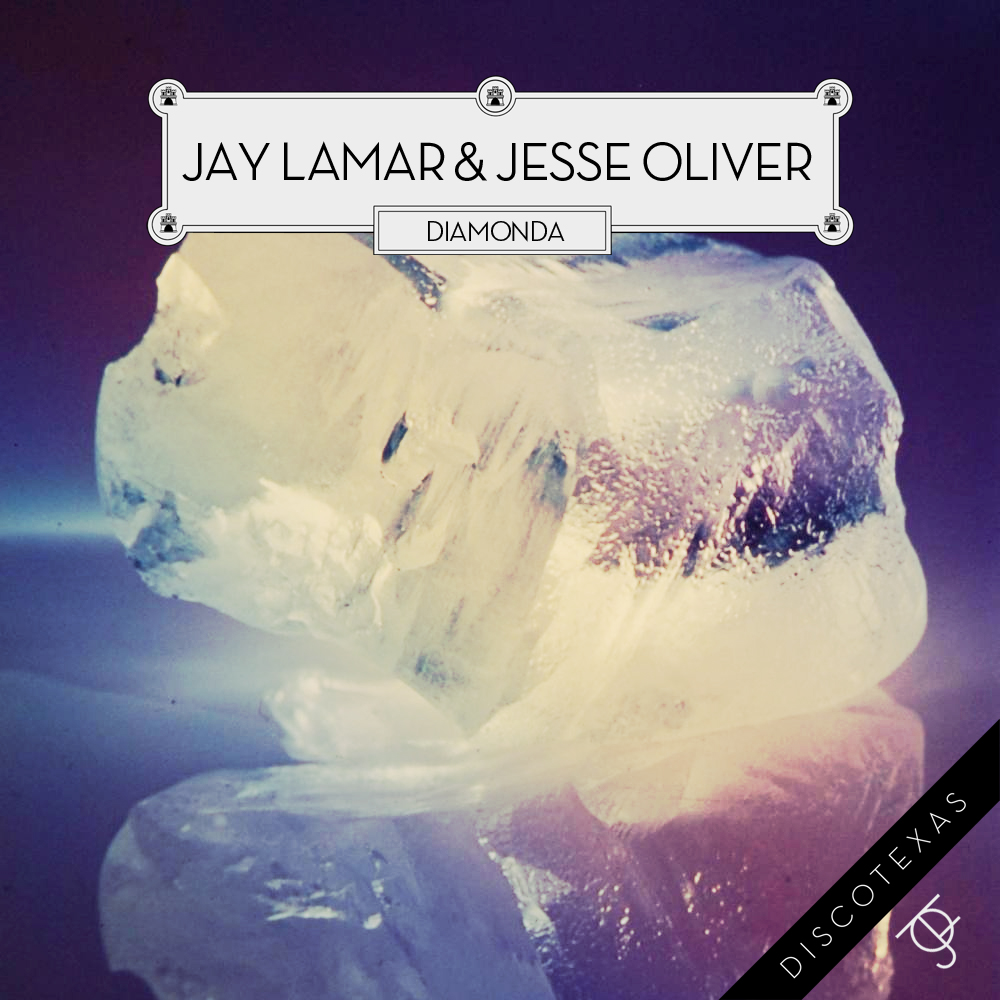 DT018 - Jay Lamar & Jesse Oliver - Diamonda (2012) cover.jpg
