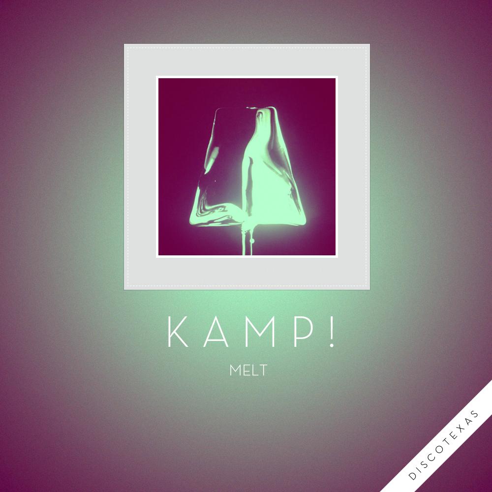 DT029 - Kamp! - Melt (2013) cover.jpg