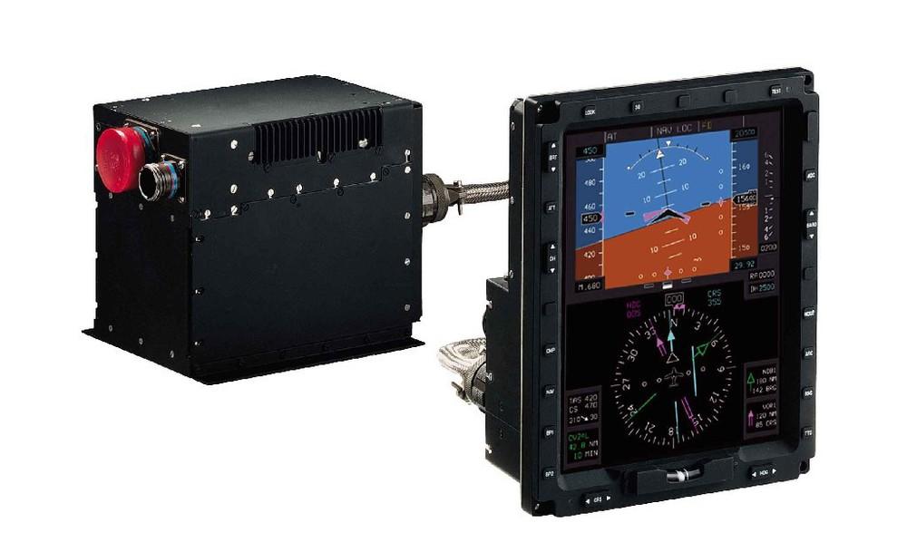 Barco MFD-681 splitbox