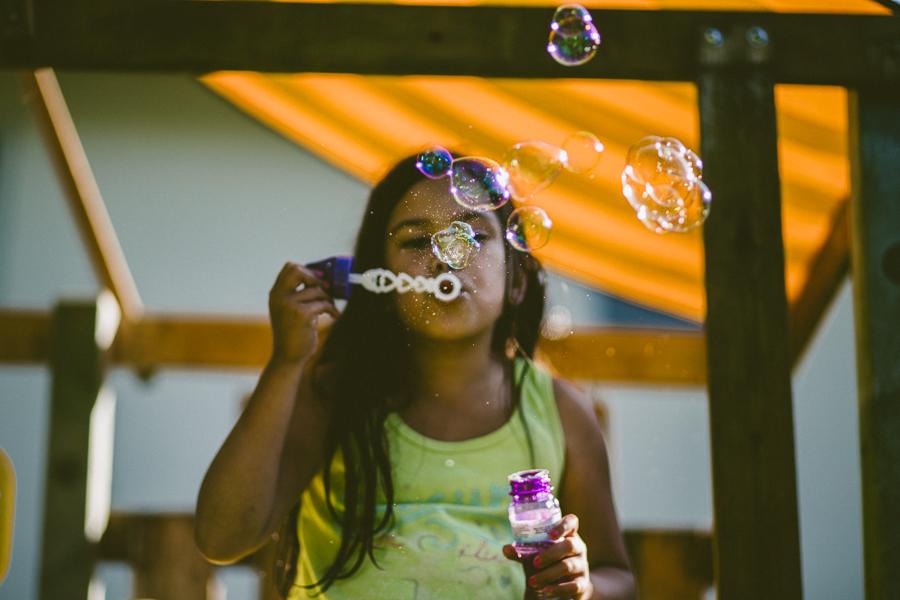 5:30PM - more bubbles.
