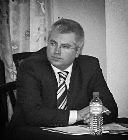 Filip Stoyanovich  REG Chief of Party