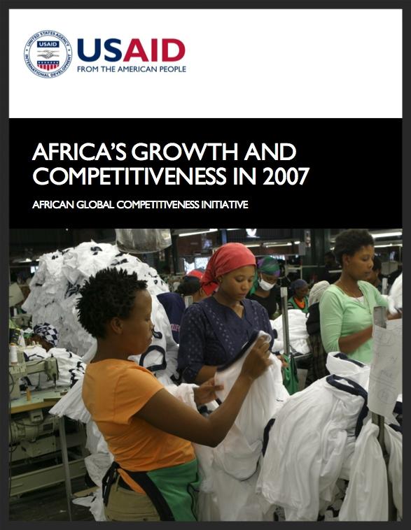 AGCI Report: 2007